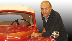 Rafael Arayman owner Car Classic Interiors